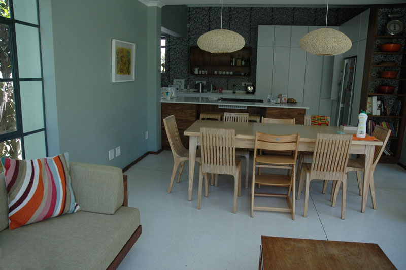 PMC Terra Floor House in Higgovale (2)